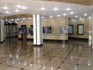 Zhibek Zholy Metro Station