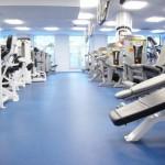 Gym at Fidelity Fitness Club (Samal)