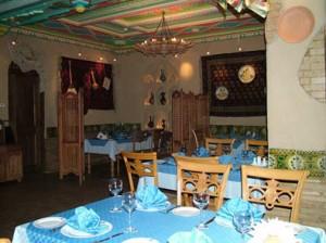 Alasha Restaurant almaty