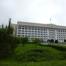 Akimat House of Almaty