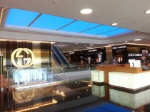 Ground Floor in Esentai Mall Almaty