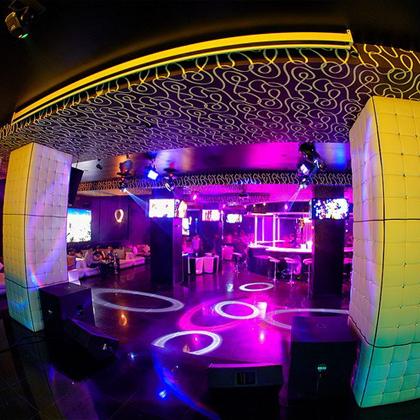 Nightlife in Almaty