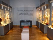 Hall of instruments of Turkic speaking nations
