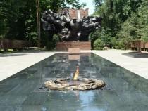Memorial Dedicated to the fallen servicemen
