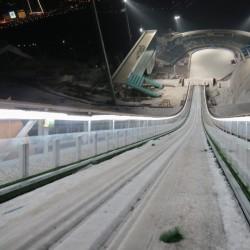 Sunkar International Ski Jumping Complex