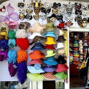 Arbat Market in Almaty