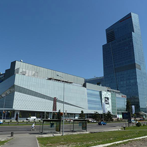 Esentai Mall in Almaty