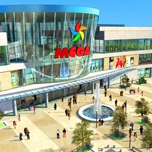 Mega Park in Almaty