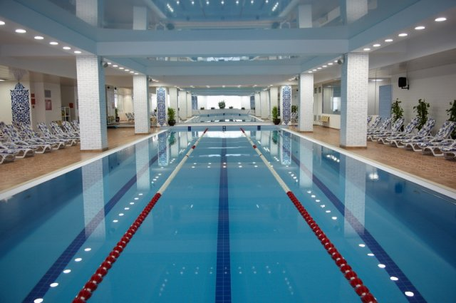 Fidelity fitness club bukhar zhyrau almaty kazakhstan for Exercise pool canada
