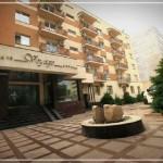 Voyage Hotel Almaty