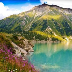 The Big Almaty Lake Tour