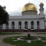 Central Mosque Almaty