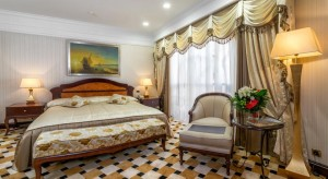 This Elegant 5 Star Hotel Stands On The Large Dostyk Avenue In Southern Part Of Almaty It Offers International Cuisine And A Spa With Grand