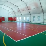 Basketball Court at Fidelity Fitness Club (Botanical Garden)