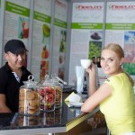 Energy Cafe at Fidelity Fitness Club (Bukhar Zhyrau)