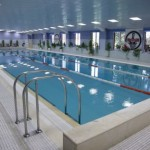 Swimming Pool at Fidelity Fitness Club (Botanical Garden)