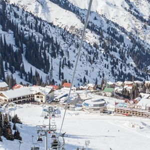 Ski and Mountain Resorts in Almaty