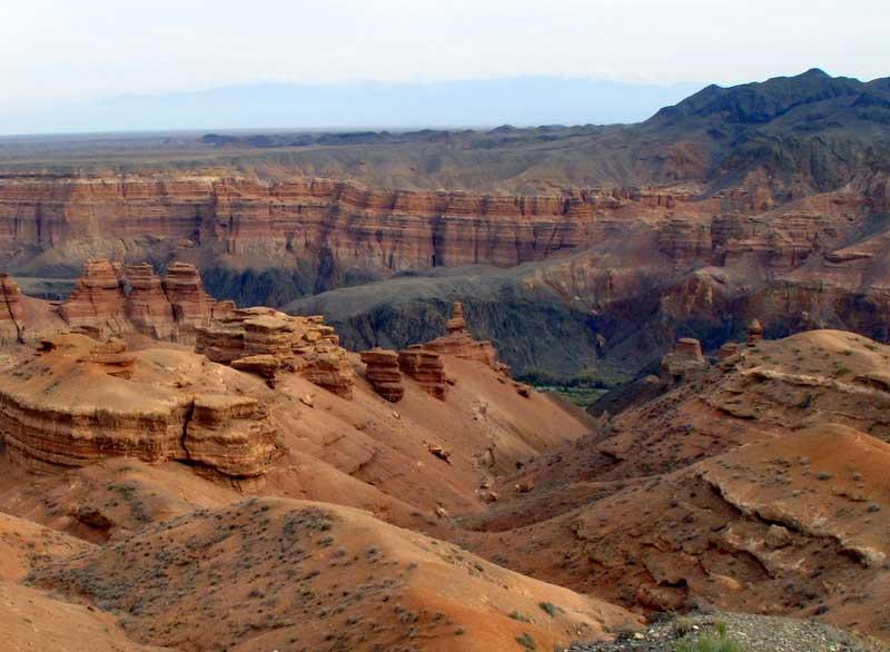 charyn canyon essay