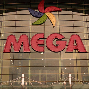 Mega Center in Almaty