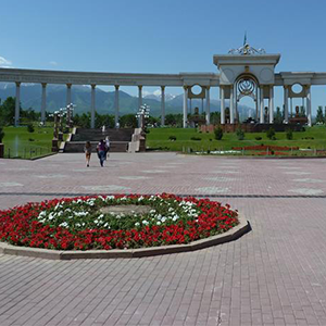 Parks and National Parks in Almaty