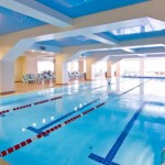 swimming pool Fidelity Fitness Club (Nurly Tau)