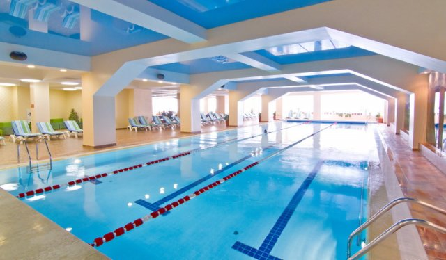 Fidelity fitness club nurly tau almaty kazakhstan - Club mahindra kandaghat swimming pool ...